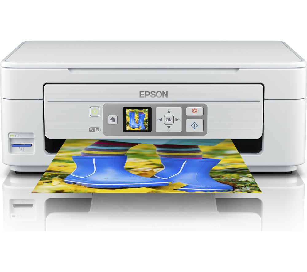 EPSON XP-355 All-in-One Wireless Inkjet Printer