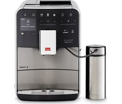 MELITTA Caffeo Barista TS F86/0-100 Smart Bean to Cup Coffee Machine - Stainless Steel