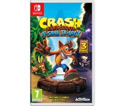 NINTENDO SWITCH Crash Bandicoot N-Sane Trilogy