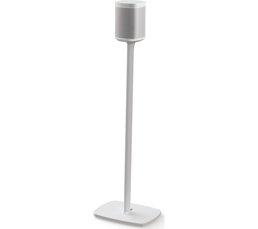 Image of FLEXSON S1-FS SONOS One Floor Stand - White, White