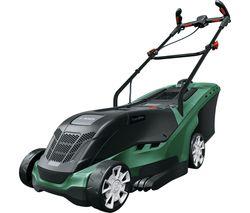 BOSCH UniversalRotak 550 Corded Rotary Lawn Mower - Green