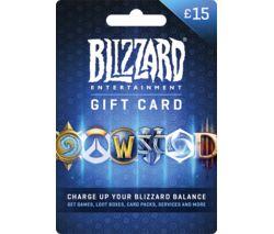 BATTLENET Gift Card - £15