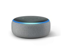 AMAZON Echo Dot (2018) - Heather Grey