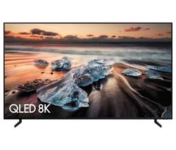 "SAMSUNG QE75Q900 75"" Smart 8K HDR QLED TV"