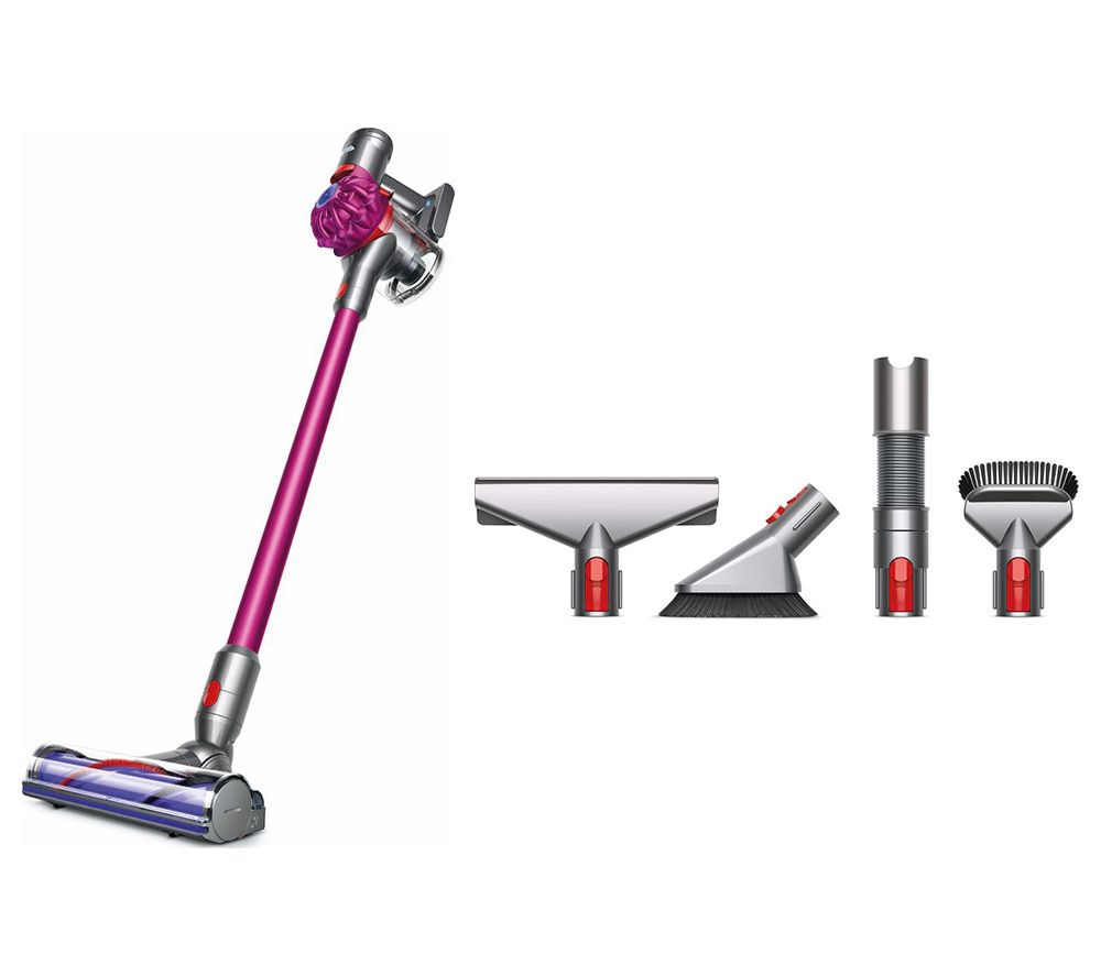 DYSON V7 Motorhead Cordless Bagless Vacuum Cleaner & Handheld Toolkit Bundle