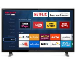 "SHARP LC-40FI5012K 40"" Smart LED TV"