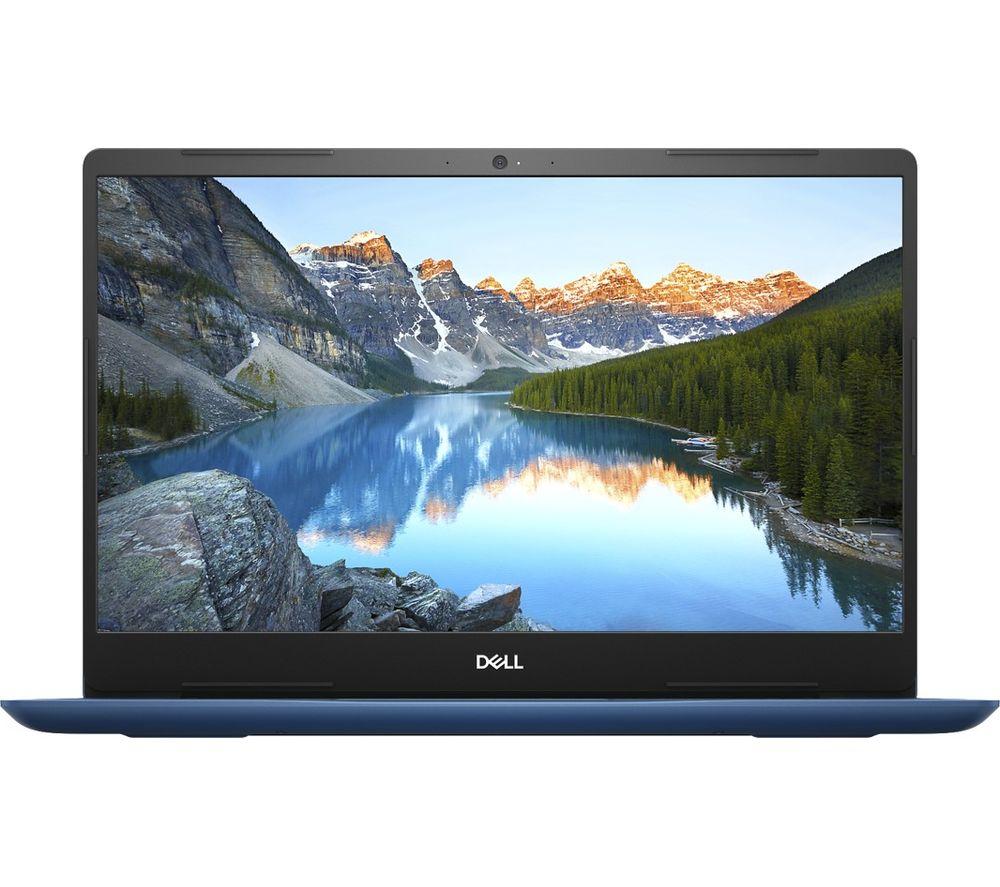 "DELL Inspiron 15-5580 15.6"" Intel® Core™ i5 Laptop - 256 GB SSD, Blue"