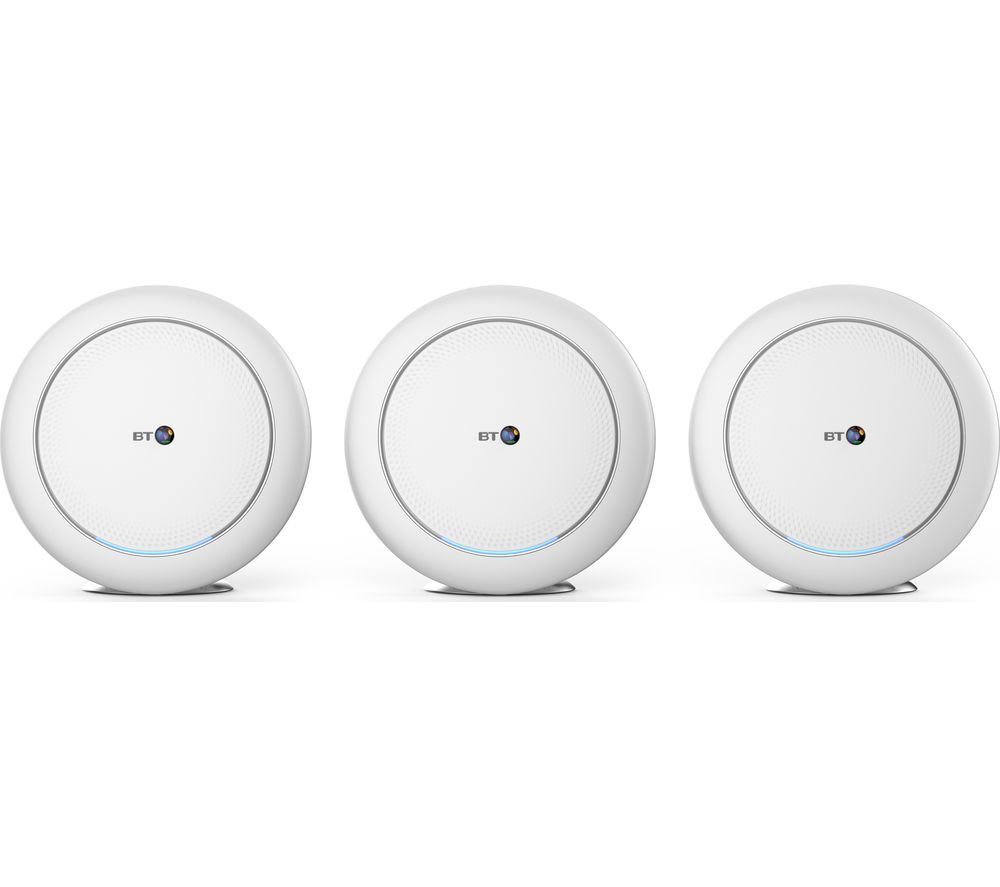 Premium Whole Home WiFi System - Triple Pack