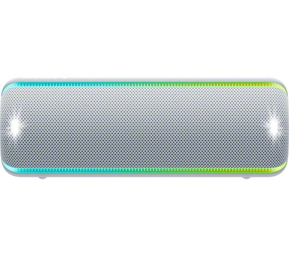 SONY EXTRA BASS SRS-XB32 Portable Bluetooth Speaker - Grey