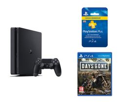 SONY PlayStation 4, Days Gone & PlayStation Plus 3 Month Subscription Bundle - 1 TB