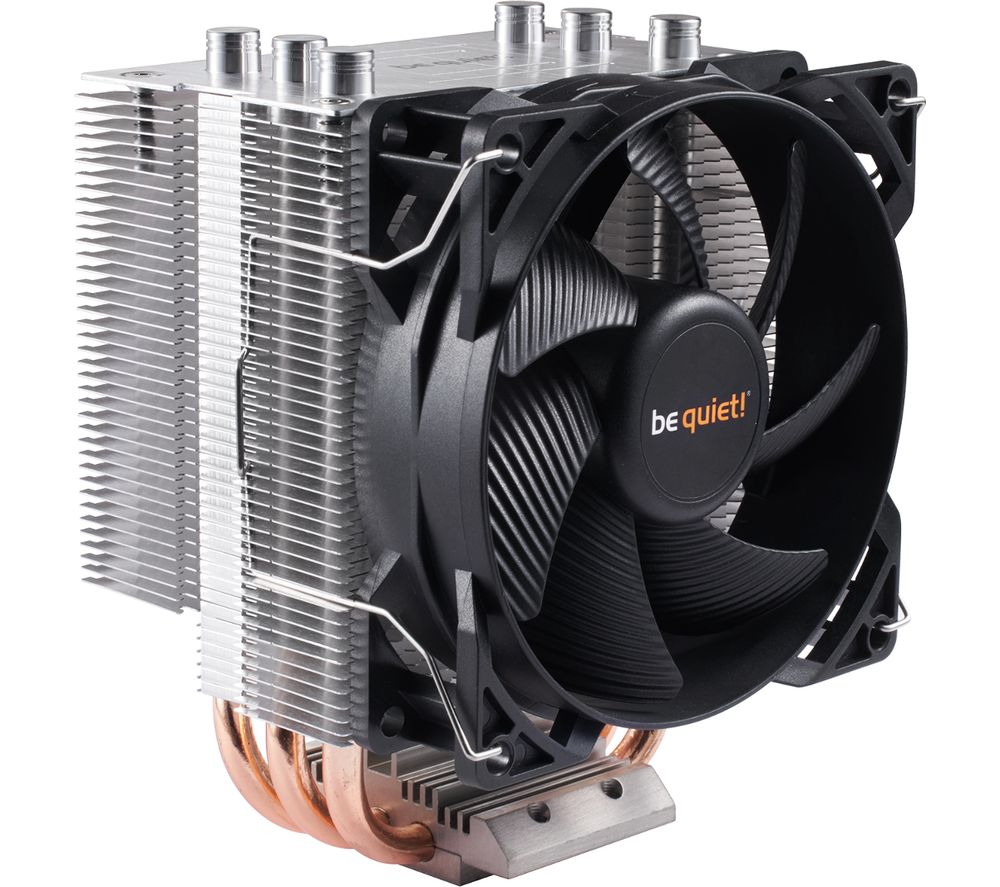 BE QUIET Pure Rock Slim 92 mm CPU Cooler