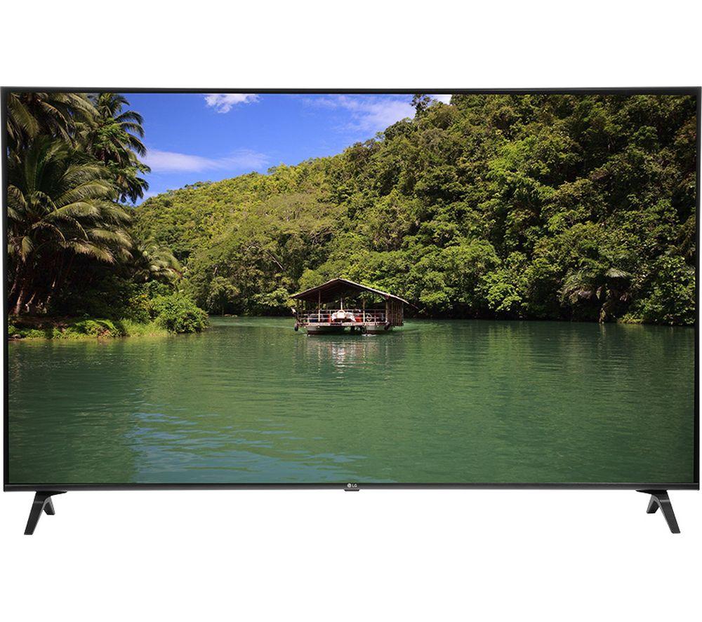 """LG 65UM7510PLA 65"""" Smart 4K Ultra HD HDR LED TV with Google Assistant"""