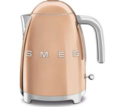 KLF03RGUK Jug Kettle - Rose Gold