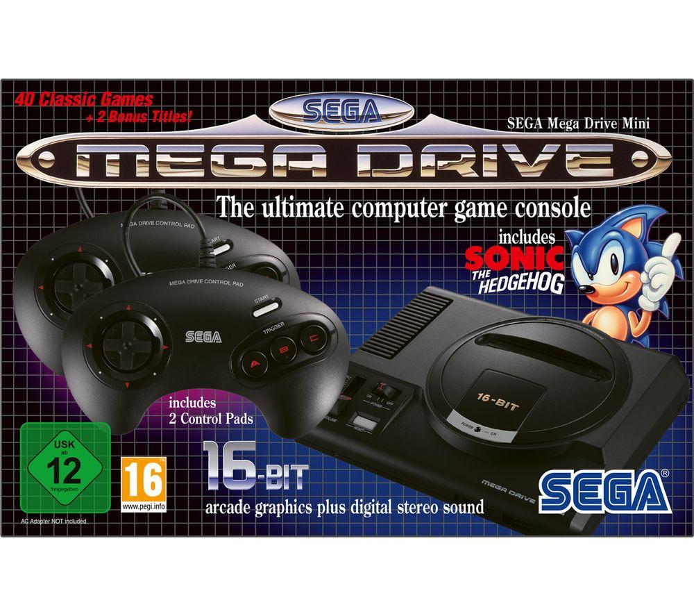 Image of Mega Drive Mini