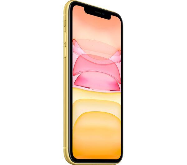 Apple iPhone 11 - 256 GB, Yellow 2