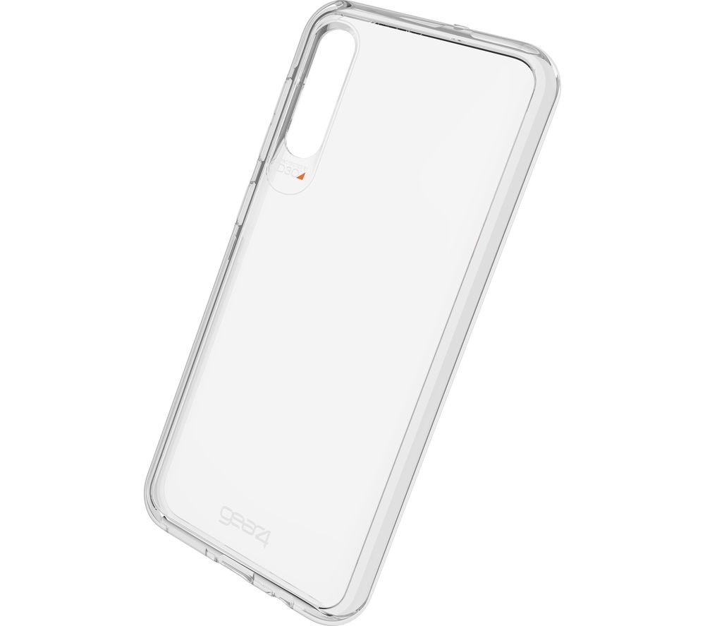 Crystal Palace Galaxy A50 Case - Clear