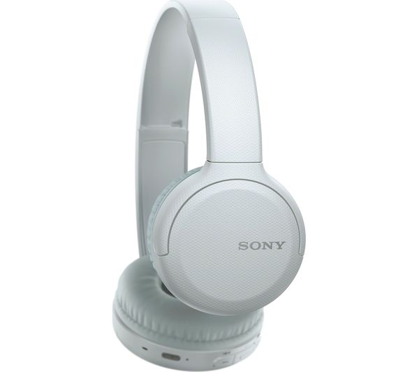 Buy Sony Wh Ch510 Wireless Bluetooth Headphones White Free Delivery Currys