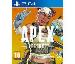 PS4 Apex Legends Lifeline Edition