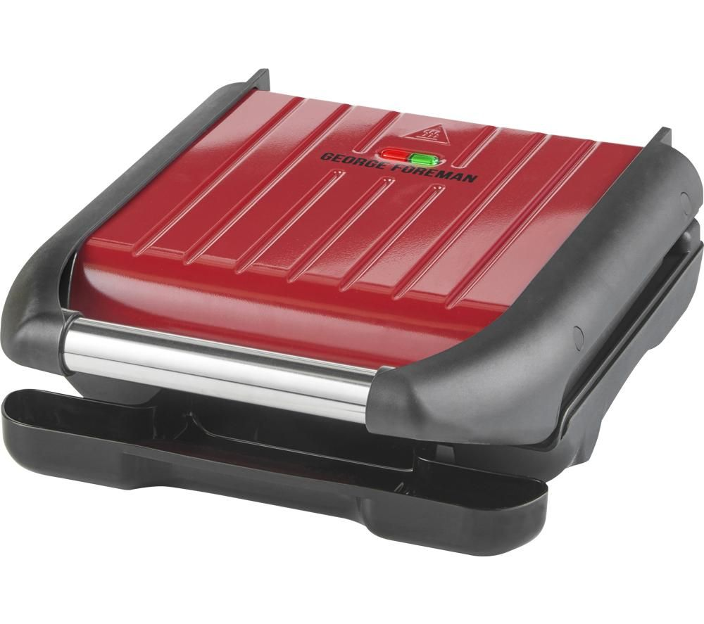 Image of ?25030 Compact Grill?- Red, Red