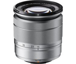 Fujinon XC 16-50 mm f/3.5-5.6 OIS II Standard Zoom Lens