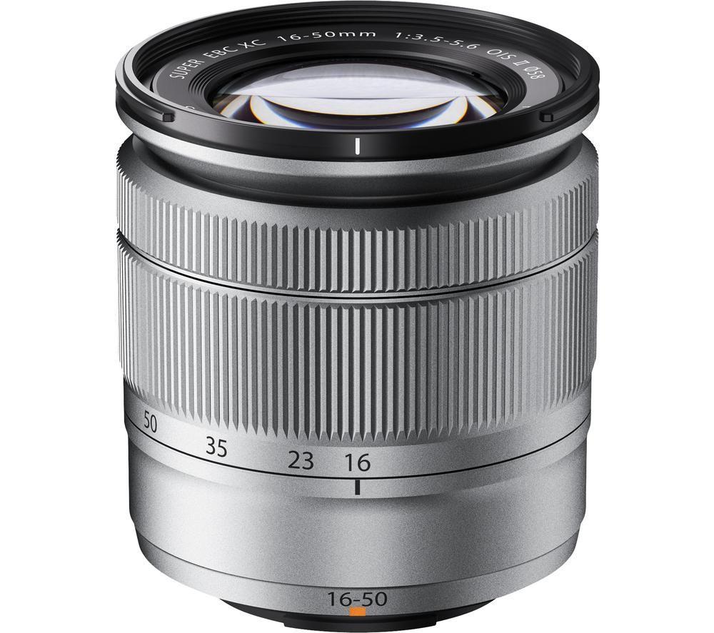 Image of FUJIFILM Fujinon XC 16-50 mm f/3.5-5.6 OIS II Standard Zoom Lens