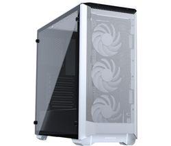 Eclipse P400A RGB ATX Mid-Tower PC Case - White
