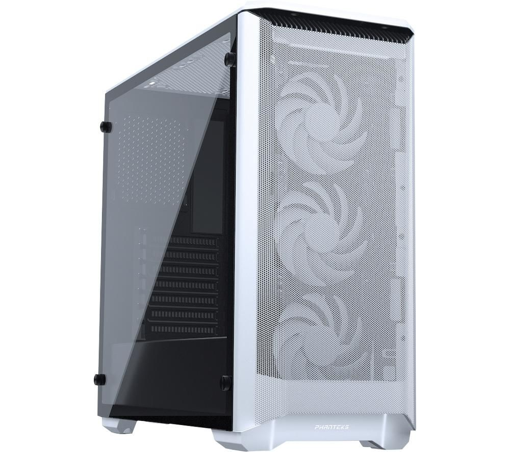Image of Phanteks Eclipse P400 Air Midi Tower DRGB Case - White