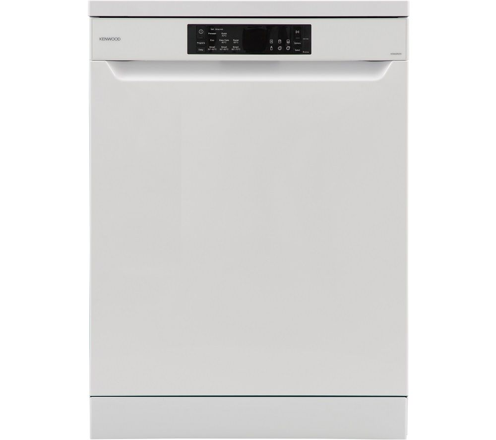 KENWOOD KDW60W20 Full-size Dishwasher - White