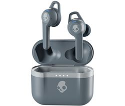 SKULLCANDY Indy Evo Wireless Bluetooth Earphones - Chill Grey