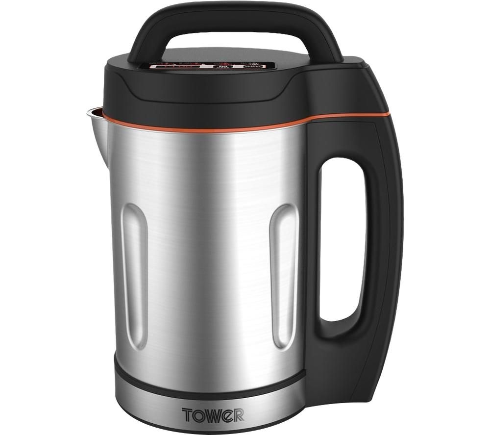 TOWER T12031 Soup Maker - Silver