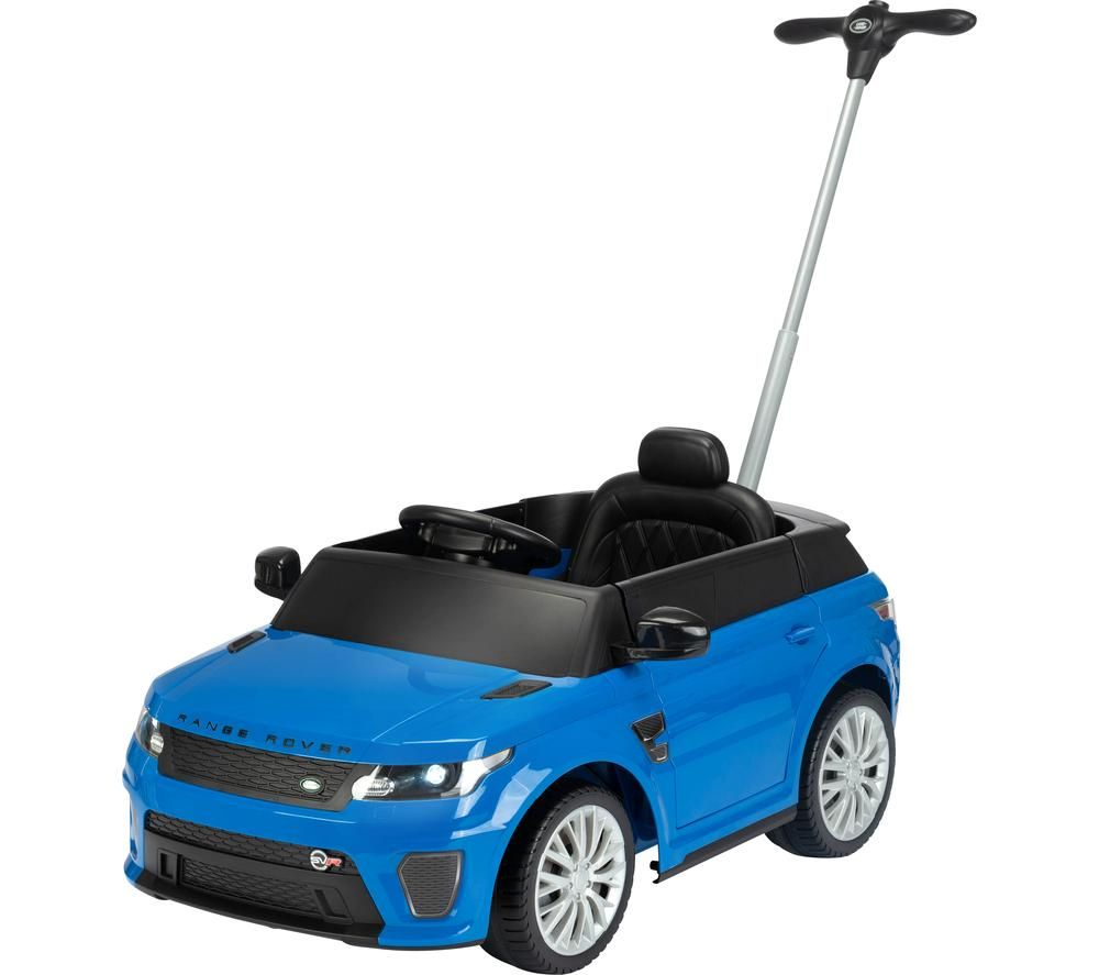 TOYRIFIC Vroom TY6138BL Range Rover Electric Ride-on Toy - Blue