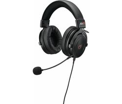 AFSH0520 7.1 Gaming Headset - Black