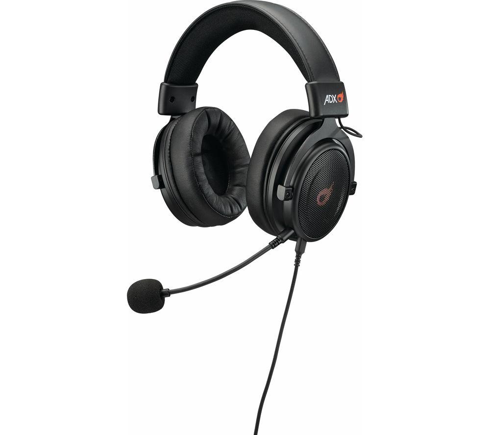 ADX AFSH0520 7.1 Gaming Headset - Black