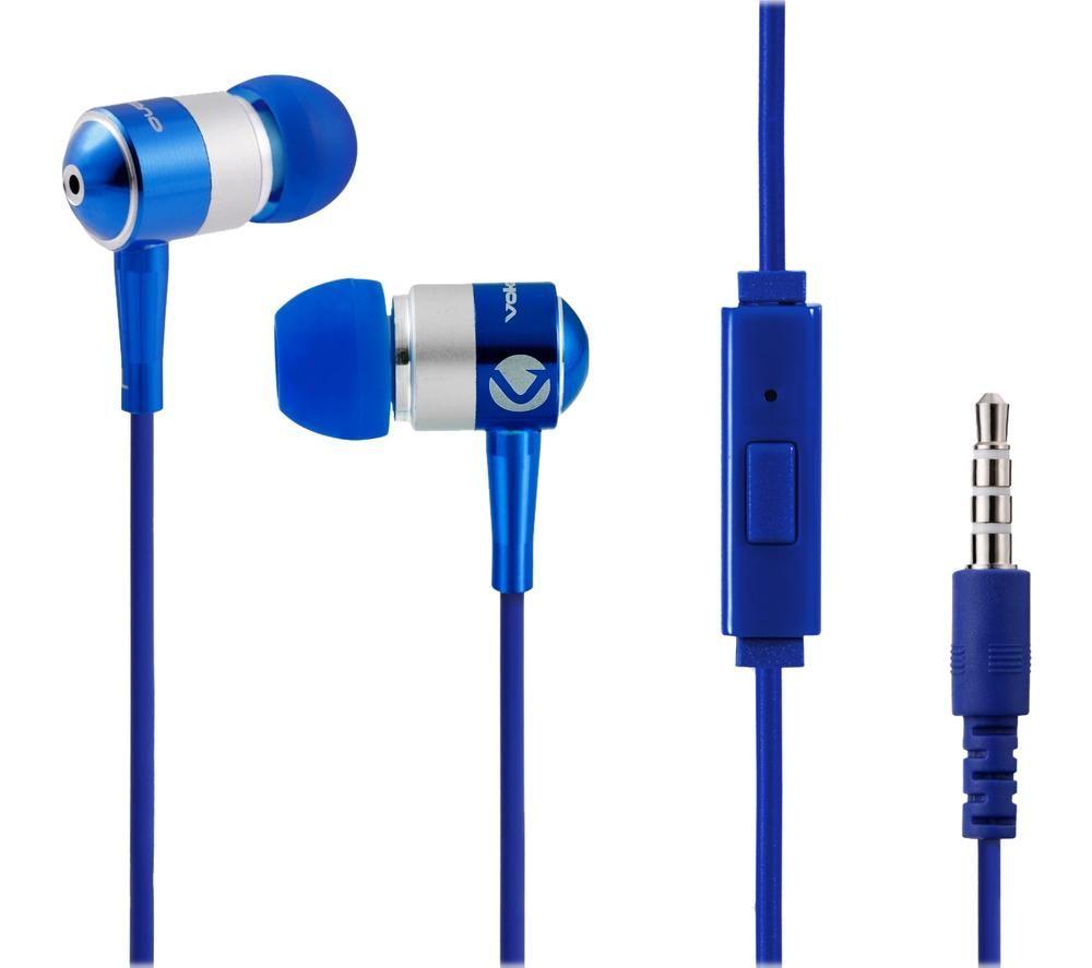 VOLKANO Stannic Series VSN202-B Earphones - Blue