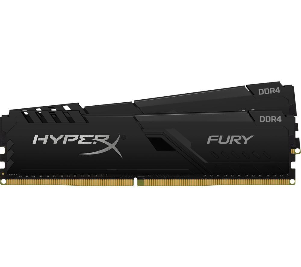 HYPERX FURY DDR4 3200 MHz PC RAM - 8 GB x 2