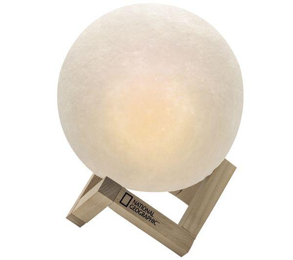 Image of NAT. GEOGRAPHIC NG-9090000 Moon Lamp
