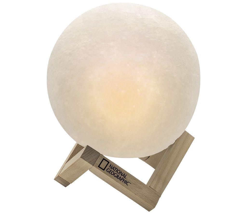 NAT. GEOGRAPHIC NG-9090000 Moon Lamp