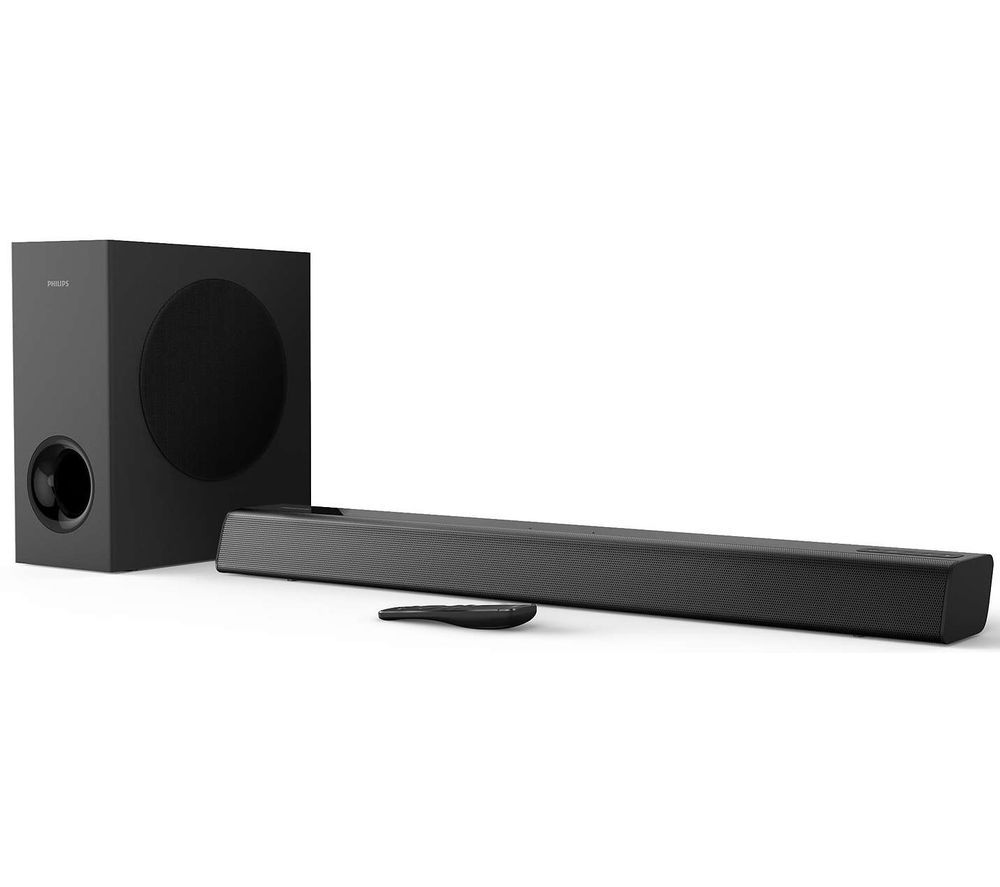 PHILIPS TAPB405/10 2.1 Wireless Sound Bar with Google Assistant