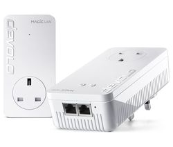 Magic 2 WiFi Next Powerline Starter Kit - Twin Pack