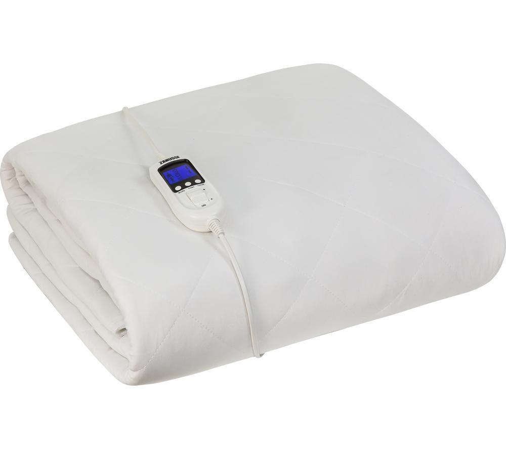 ZANUSSI ZESB7001 Electric Blanket - Single
