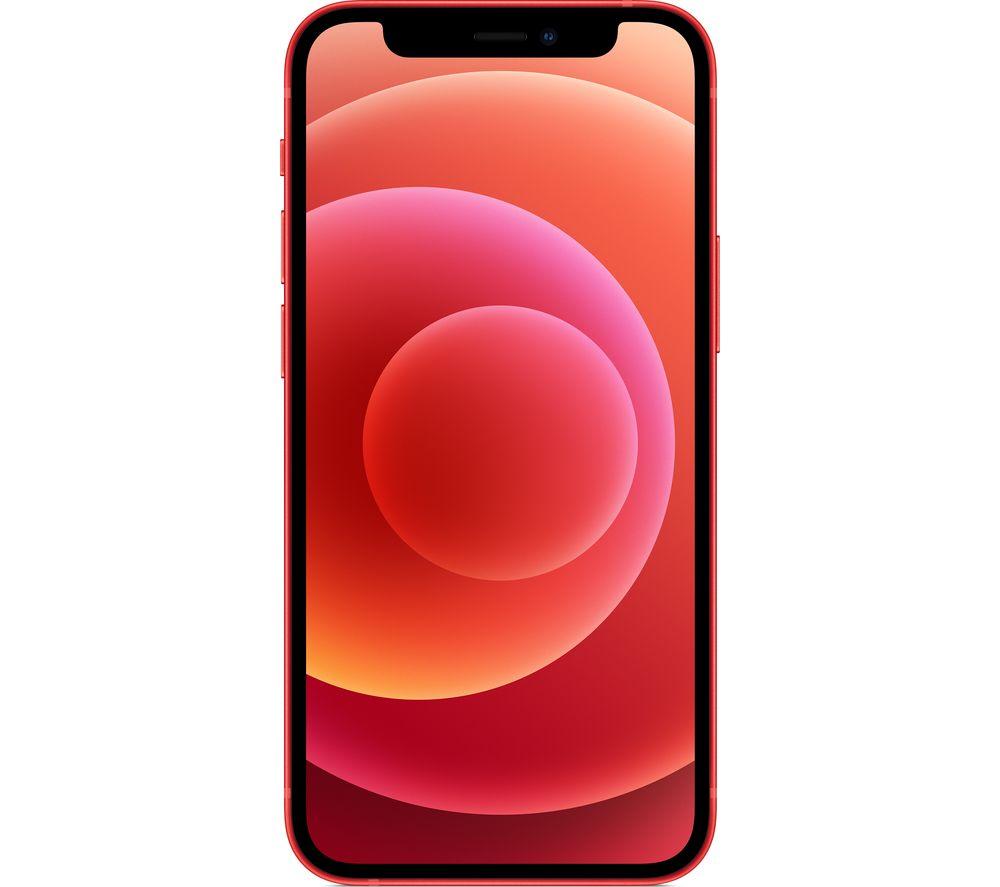 APPLE iPhone 12 Mini - 64 GB, (PRODUCT)RED