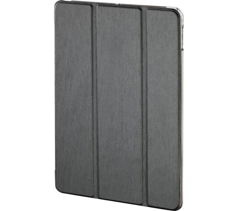 """HAMA Essential Fold Clear 10.2"""" iPad Case - Grey"""