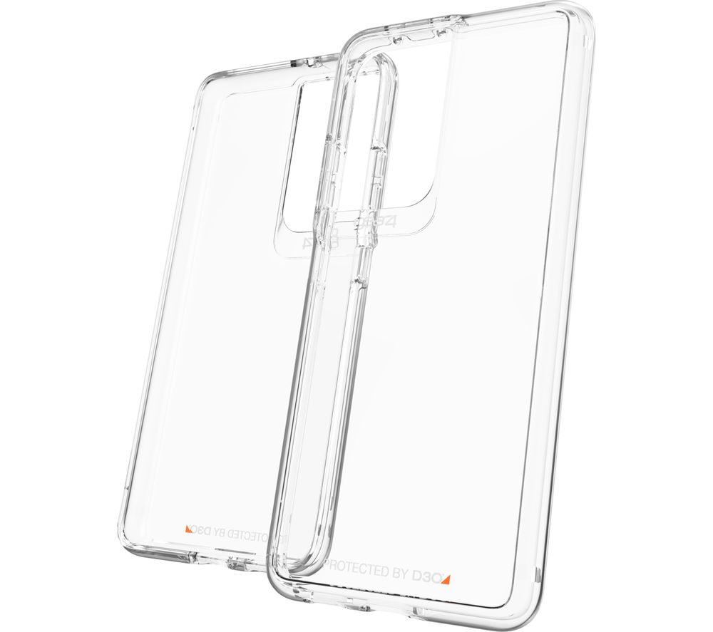 GEAR4 Crystal Palace Galaxy S21 Ultra Case - Clear