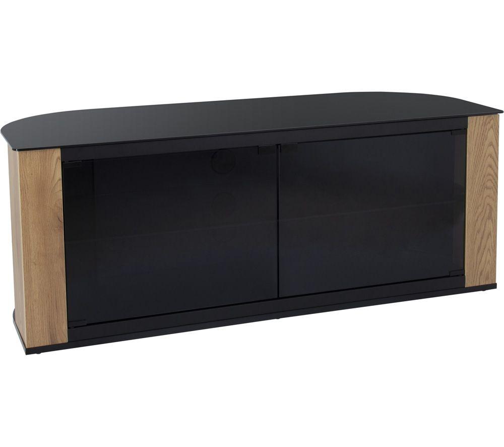 AVF Gallery FS1200GARW 1200 mm TV Stand – Rustic Wood