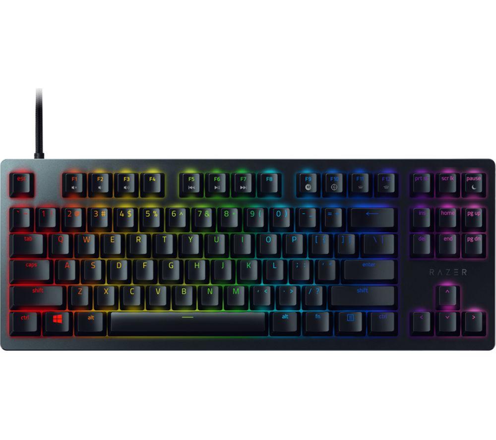Image of RAZER Huntsman Tournament Mechanical Gaming Keyboard