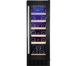 AWC300BL Wine Cooler - Black
