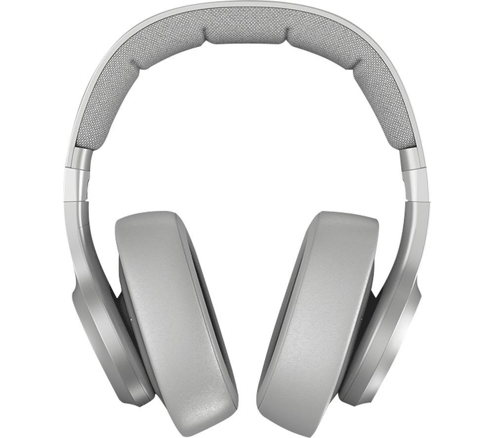 FRESH N REBEL Clam Wireless Bluetooth Headphones - Grey, Grey
