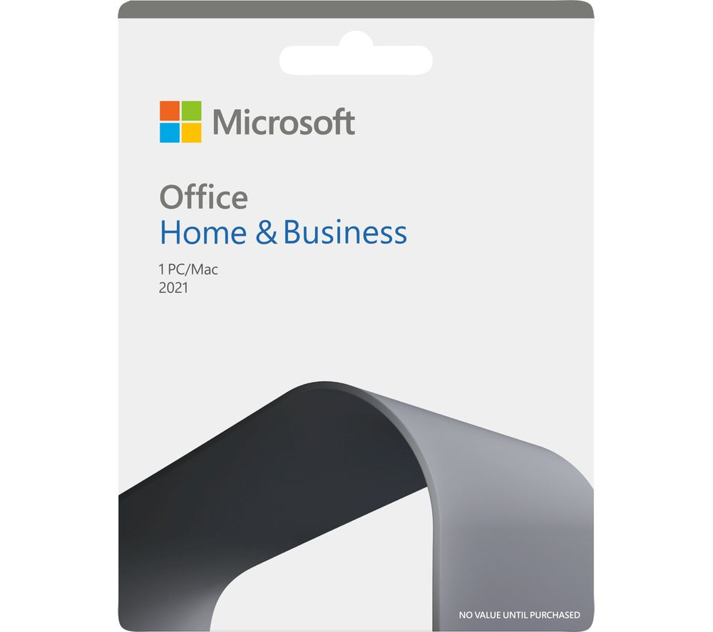 Image of MICROSOFT Office Home & Business 2021 - Lifetime for 1 user