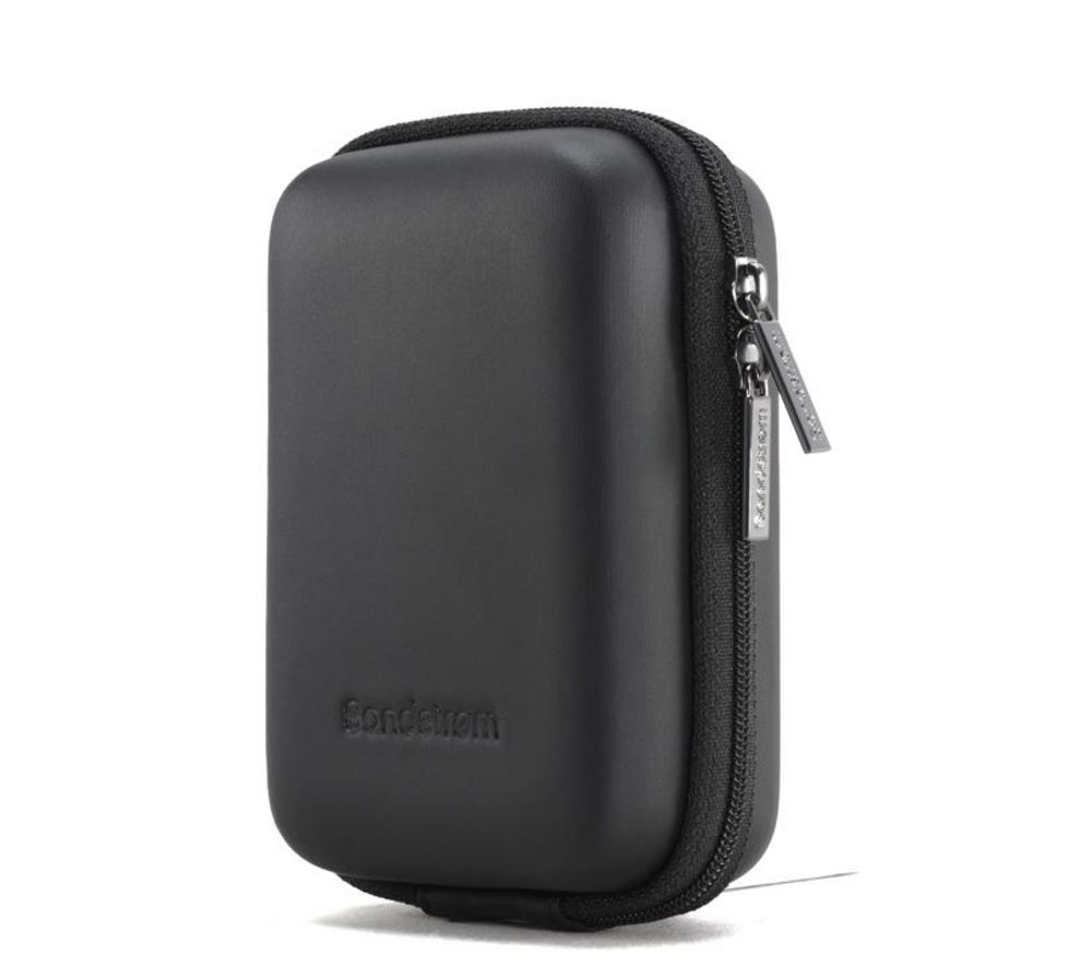 Compare prices for Sandstrom Hard Shell Camera Case