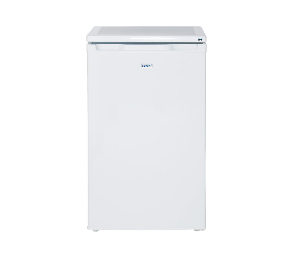 Compare prices for Lec L5010W Undercounter Fridge